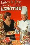 Faites la fête - Flammarion - 30/01/1992