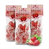 Caramelos Blandos De Fresa Y Miel - 150 Gramos (Paquete de 3 Piezas)
