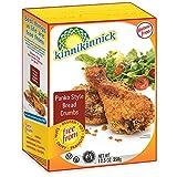 Kinnikinnick Gluten Free Panko Style Bread Crumbs, 12.5oz/350g (Pack of 6)