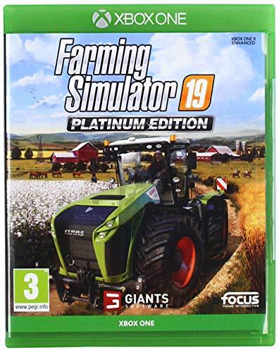 Farming Simulator 19 Platinum Edition - Xbox One - Xbox One [Edizione: Regno Unito]