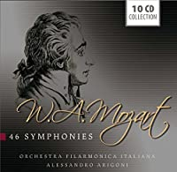 Wolfgang Amadeus Mozart: 46 Symphonies