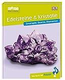 memo Wissen entdecken. Edelsteine & Kristalle: Smaragde, Quarze, Diamanten. Das Buch mit Poster!
