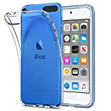 Spigen Liquid Crystal Designed for Apple iPod Touch 5th 6th 7th Generation Case (2019) - Crystal Clear