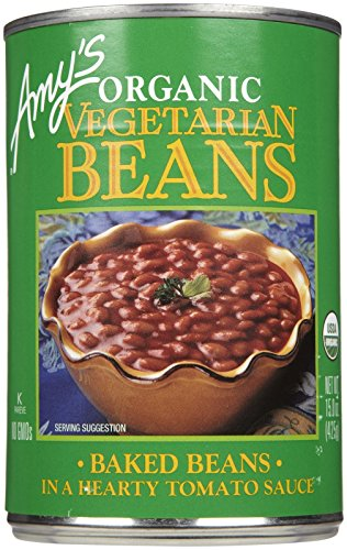 Amy's Organic Vegetarian Baked Beans - 15 oz
