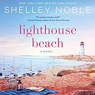 Lighthouse Beach audiobook cover art