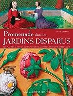 Promenade Dans les Jardins Disparus (Broche) de Michèle Bilimoff