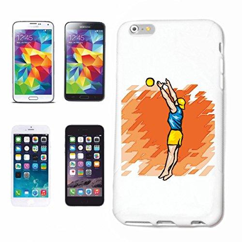 Reifen-Markt Handyhülle kompatibel für Huawei P9 Handball Fussball Volleyball Basketball Sport Hardcase Schutzhülle Handy Cover Smart Cover