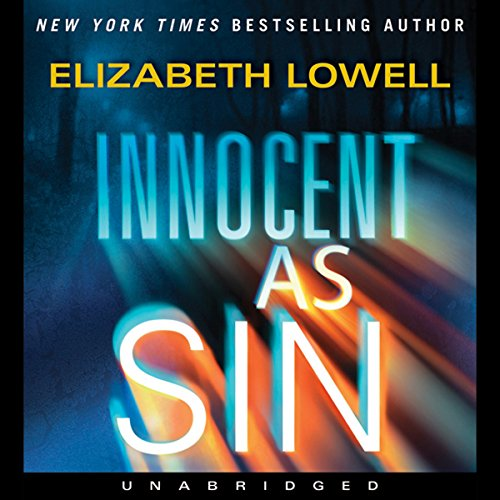 Innocent as Sin audiobook cover art