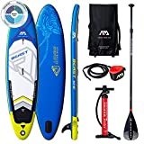 AM AQUA MARINA Set de Stand Up Paddle Board Inflable Beast 2020 iSUP Espesor 10.6 Pulgadas...