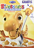Artiach - Cereales Dinosaurus A Cucharadas, 350 g, Paquete de 4