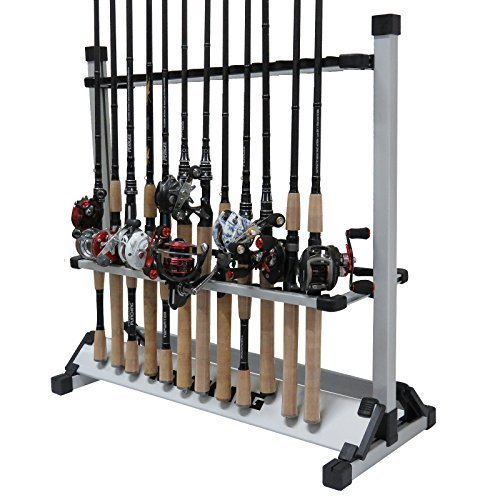 KastKing rack em up cañas de pescar Holder - 2015 ICAST mejor de ...