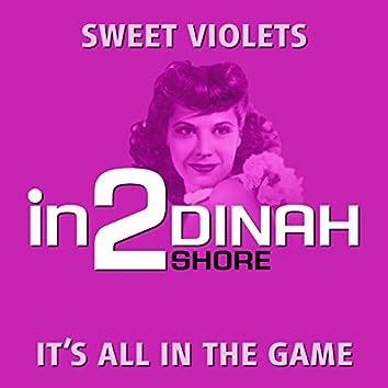 in2Dinah Shore - Volume 1