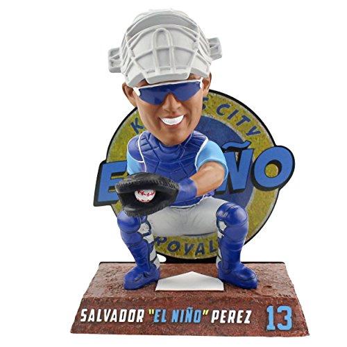 Salvador Perez Kansas City Royals Players Weekend - El Niño Bobblehead MLB