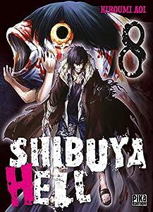 Shibuya Hell Edition simple Tome 8