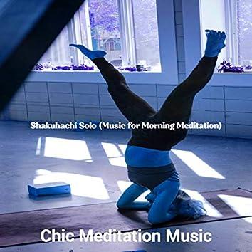 Shakuhachi Solo (Music for Morning Meditation)