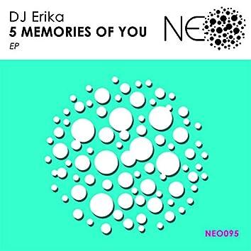 5 Memories of You [EP]