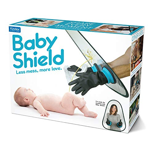 Baby Shield Prank Gift Box - Wrap Your Real Gift in a Prank Funny Gag Joke Gift Box