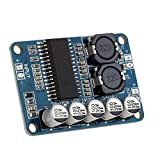 DollaTek Scheda Amplificatore digitaleTDA8932 da 35 W modulo Amplificatore Mono ad Alta Po...