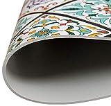 Zoom IMG-1 emmevi tappeto cucina piastrella maiolica