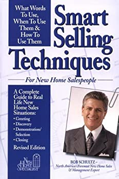 Paperback Smart Selling Techniques by Schultz Bob (1998-01-15) Paperback Book