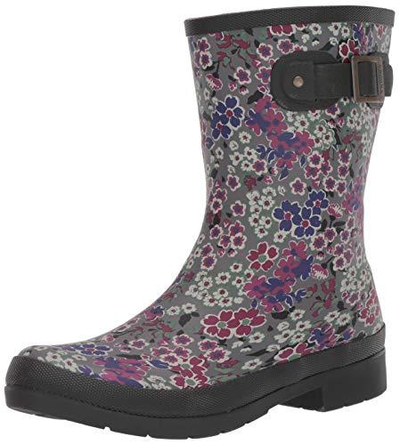 Chooka Women's Eastlake Mid Allie Boot Rain, Smoke, 6