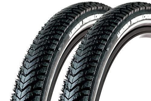 2 Stück 28 Zoll Michelin Fahrrad Reifen...