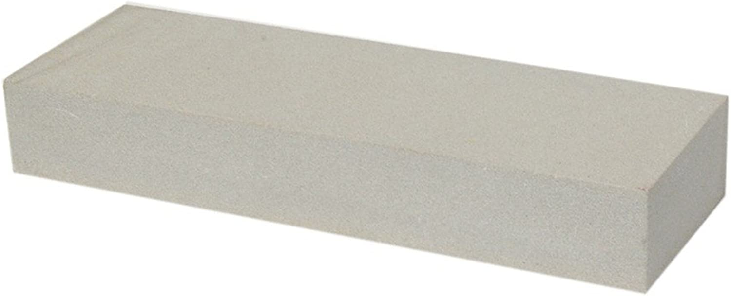 Norton Fine Benchstone, Silicon Carbide, Single Grit, 4  Length x 1  Width x 1 4  Height (Pack of 5)