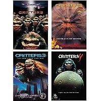 クリッター 1~4 4点セット [DVD]