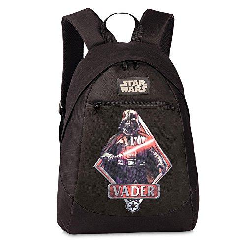 Disney Star Wars Darth Vader Rogue One Rot Kinder Rucksack mit Front Tasche Schulrucksack