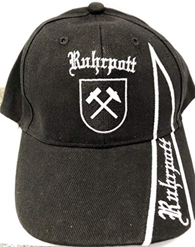 FRIP –Versand Baseballcap Ruhrpott mit Klettverschluss Cap Fahne