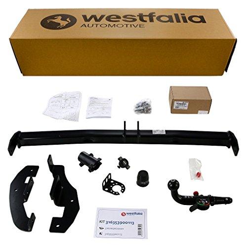 Westfalia 316353900113remolque de bicicleta
