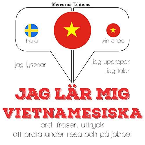 Jag lär mig vietnamesiska cover art