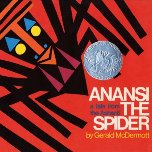 Anansi the Spider, Apt. 3, Flossie and the Fox, & Goggles!  By  cover art