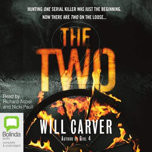 The Two audiobook cover art