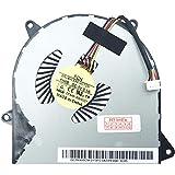(Version 1) Lüfter/Kühler Fan kompatibel mit Lenovo ideapad 110-17ACL, 110-17ISK, 110-17IKB, V110-17IKB, 110-17ACL (80UM), V110-17ISK, 110-17IKB (80VK), 110-17ISK (80VL)