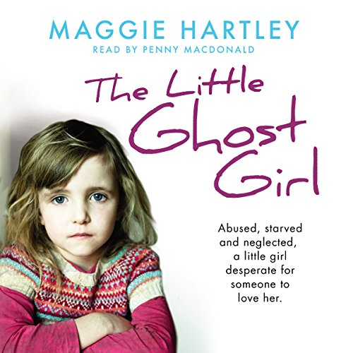 The Little Ghost Girl audiobook cover art