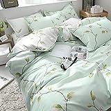 HIKO23 Edredón de una sola pieza para dormitorio individual para hombres y mujeres, colcha de tres piezas para cama individual, algodón, Temprano de verano, full(70 '* 87')