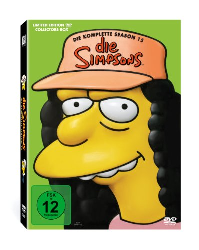 Season 15 (Limited Edition) (4 DVDs)