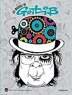 Mondes de Gotlib (Les) - Catalogue Expo - tome 0 - Les Mondes de Gotlib - Catalogue d'Expo de Gotlib Marcel