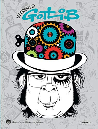 Mondes de Gotlib (Les) - Catalogue Expo - tome 0 - Les Mondes de Gotlib - Catalogue d'Expo