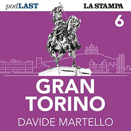 L'acqua di Torino (Gran Torino 6) copertina