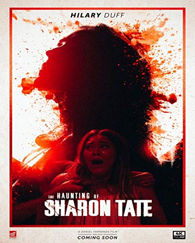 The Haunting of Sharon Tate - Retail Poster - cm. 30x40