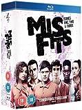 Misfits - Series 1-3 [Blu-ray]