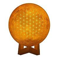 Bring Me The Horizon ブリングミーザホライゾン メタルオーケストラ ナイトライト月ライト ベッドサイドランプ USB充電 タッチ式 テーブルランプ usb充電 間接照明 タッチ調光 プレゼント