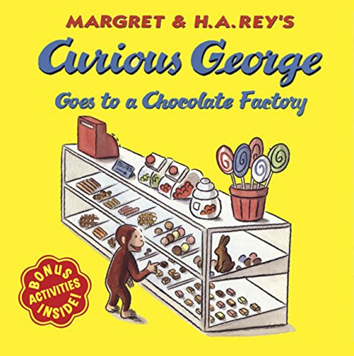 Curious George Goes to a Chocolate Factory (Curious George 8x8's)の詳細を見る