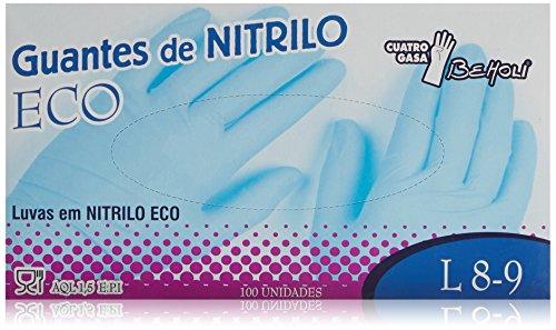 Guantes de nitrilo blue
