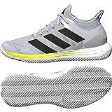 adidas Adizero Ubersonic 4 M Clay, Zapatillas de Tenis Hombre, FTWBLA/NEGBÁS/AZUHAL, 46 EU