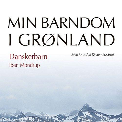 Danskerbarn audiobook cover art