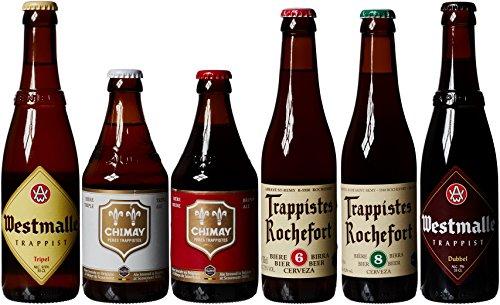 Echtes Trappisten Bier 6 Flaschen von Mönschen gebraut