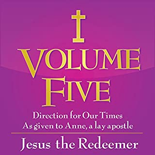 Volume Five: Jesus the Redeemer audiobook cover art